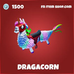 Dragacorn deadpool fortnite glider