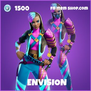 Envision epic fortnite skin
