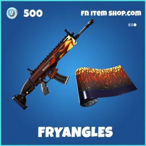 Fryangles rare fortnite wrap