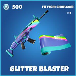 Glitter Blaster rare fortnite wrap