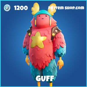 Guff rare fortnite skin