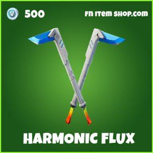 Harmonic Flux uncommon fortnite pickaxe