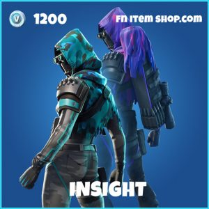 Insight fade rare fortnite skin