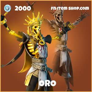 Oro Fade legendary fortnite skin