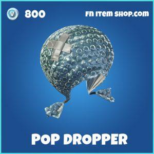 Pop Dropper rare fortnite glider