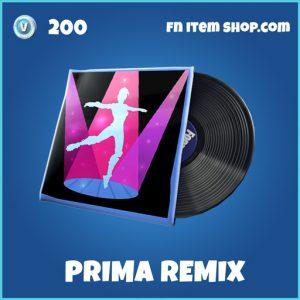 Prima Remix rare fortnite music pack