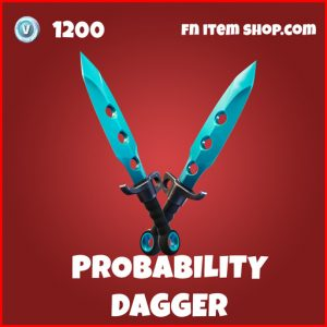 Probability Dagger epic marvel x-force fortnite pickaxe