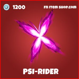 Psi-Rider epic fortnite x-force glider