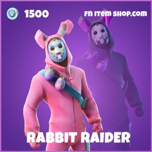 rabbit raider epic skin fortnite