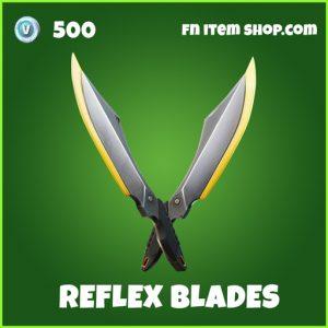 Reflex blades uncommon fortnite pickaxe
