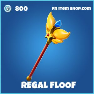 Regal Floof rare fortnite pickaxe