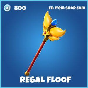 Regal Floof rare fortnite pickaxe