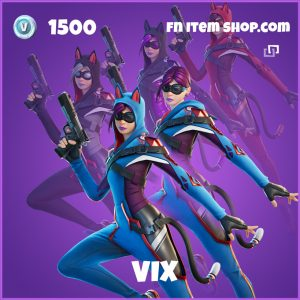 Vix epic fortnite skin