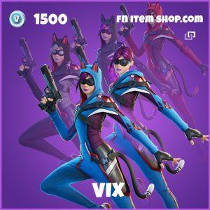 Vix epic fortnite skin