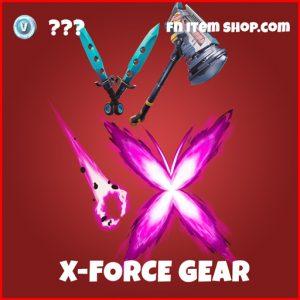 X-Force Gear Bundle