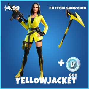 Yellowjacket start pack fortnite