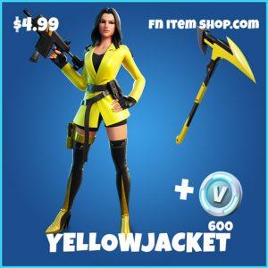 Yellowjacket start pack fortnite