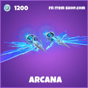 Arcana epic fortnite glider
