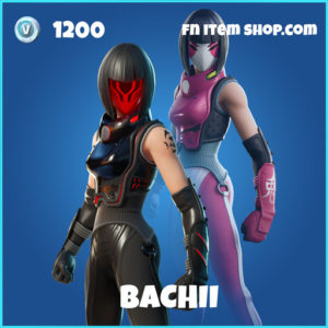 Bachii rare fortnite skin