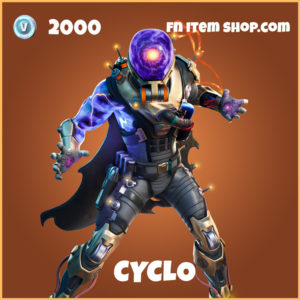 Cyclo legendary fortnite skin