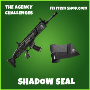 Shadow Seal uncommon fortnite wrap