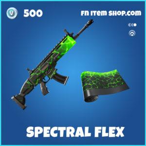 Spectral Flex rare fortnite skin