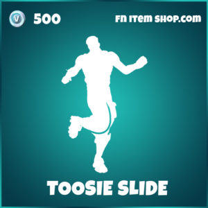 Toosie slide drake fortnite icon series emote