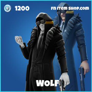 Wolf rare fortnite skin