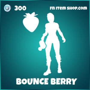Bounce Berry fortnite loserfruit emote
