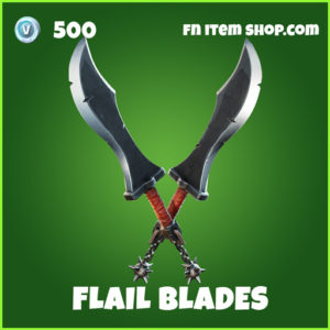 Flail Blades uncommon fortnite pickaxe