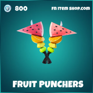 Fruit Punchers loserfruit icon fortnite pickaxe
