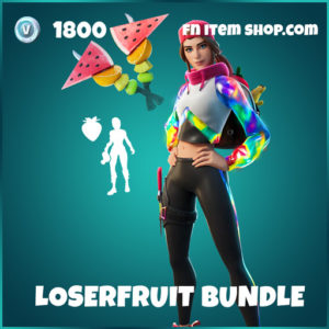 Loserfruit fortnite bundle