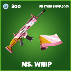 Ms. Whip uncommon fortnite wrap