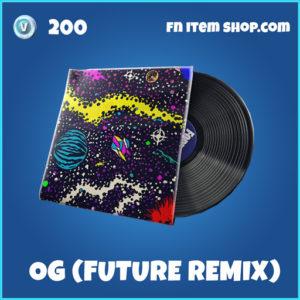 OG (Future Remix) Fortnite music