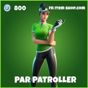 Par Patroller uncommon fortnite skin