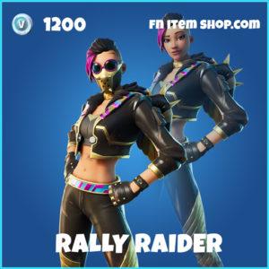 Rally Raider rare fortnite skin