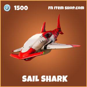 Sail Shark legendary fortnite glider