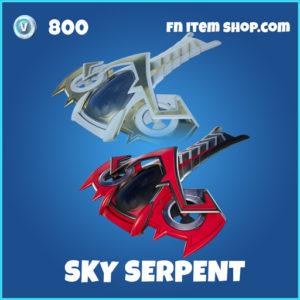 Sky Serpent rare fortnite glider