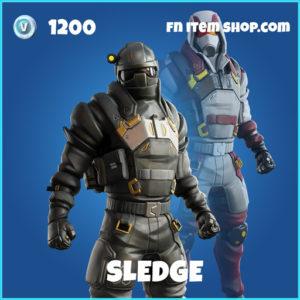 Sledge rare fortnite skin
