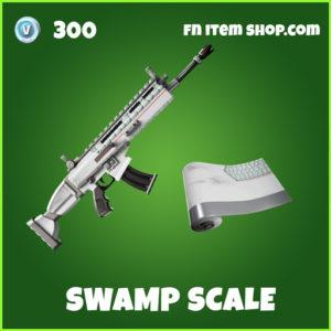 Swamp Scale uncommon fortnite wrap