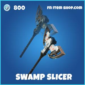 Swamp Slicer rare fortnite pickaxe