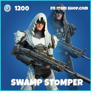Swamp Stomper rare fortnite skin