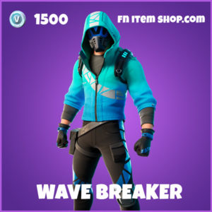 Wave Breaker epic fortnite skin