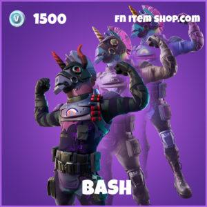 Bash epic fortnite skin