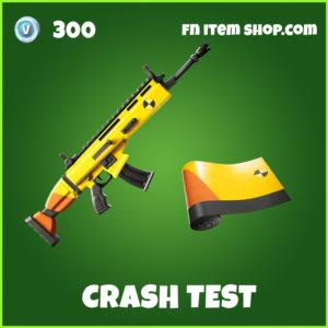 Crash Test fortnite wrap