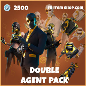 Double agent pack fortnite bundle