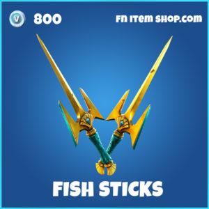 Fish sticks rare fortnite pickaxe