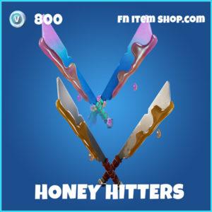 Honey Hitters rare fortnite pickaxe