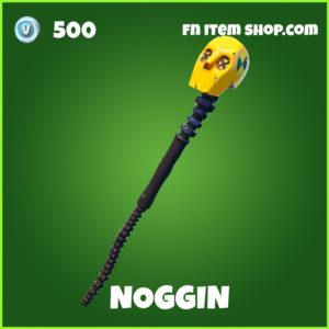 Noggin uncommon fortnite pickaxe