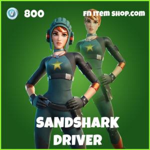 Sandshark Driver uncommon fortnite skin